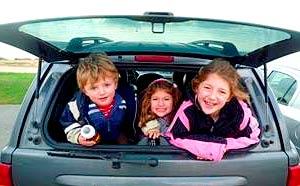 juegos viaje coche niños