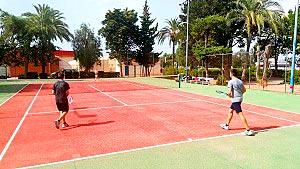 que es un campus deportivo tenis