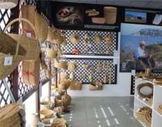Museo esparto. Campamento de verano en Murcia