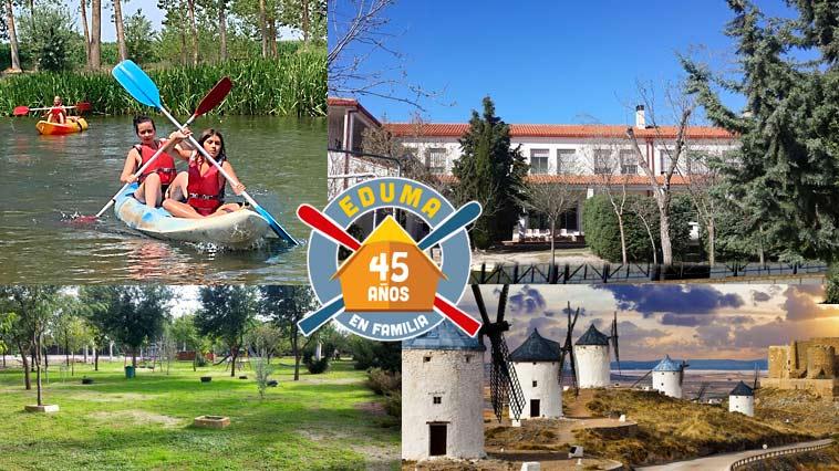 Campamento de verano Toledo 2021 Julio
