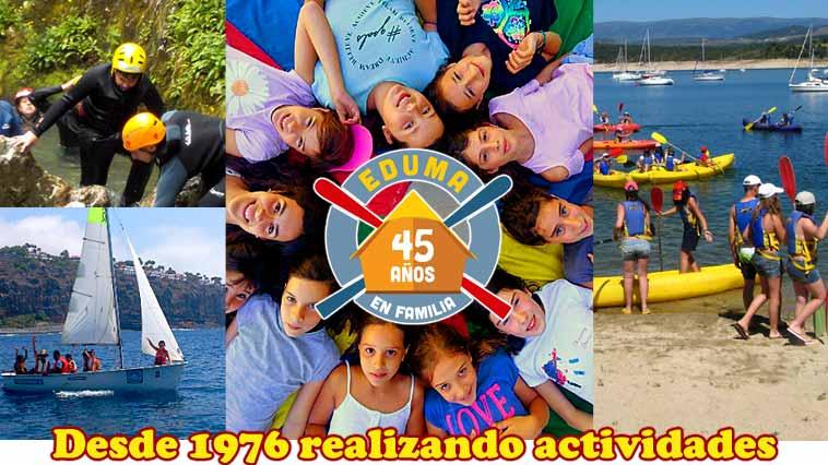 campamentos de verano 2021 para niños