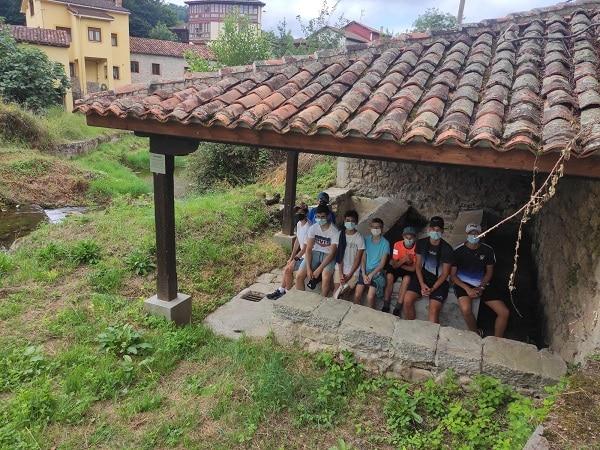 Horreo. Campamento multiaventura Asturias.