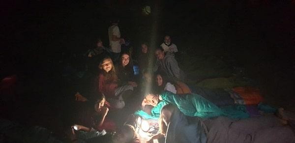 Vivac campamento