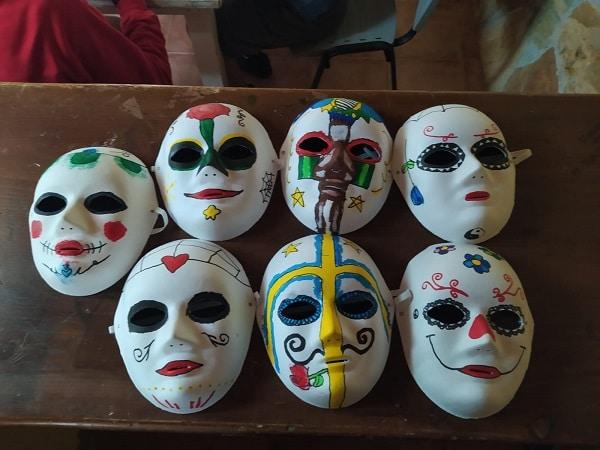 Manualidades - Mascaras