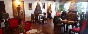 Restaurante Cosas del Club